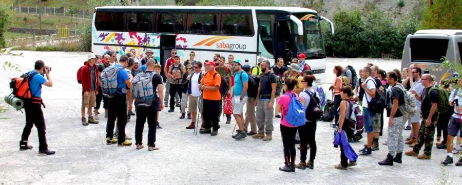 Udhëtime grupore mbrenda dhe jashtë vendit