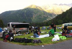 Klubi Alpin Prishtina në Francë