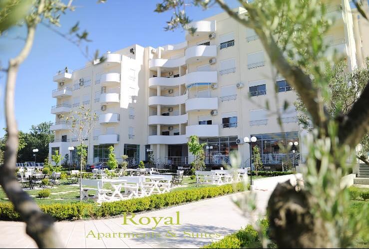 Hotel Royal Apartmants