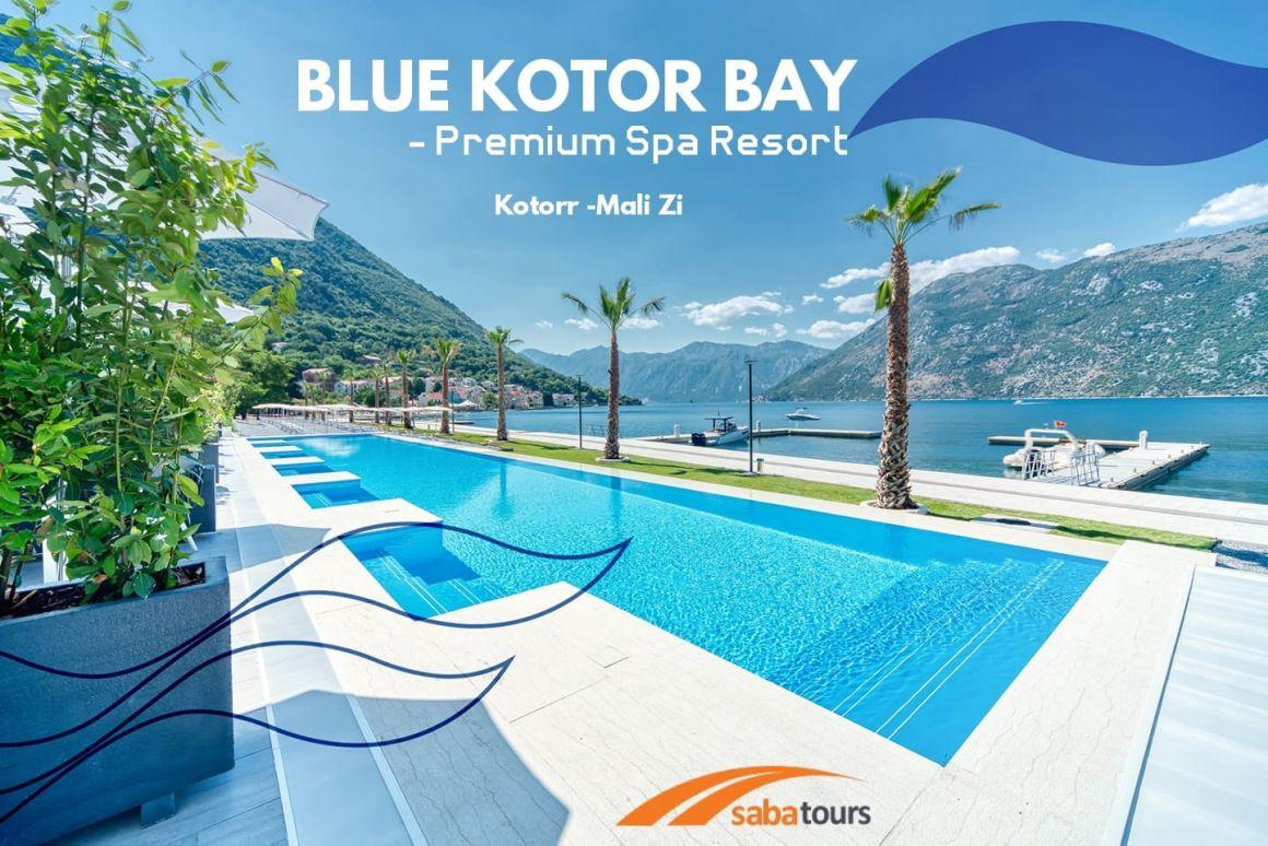 Blue Kotor Bay Hotel